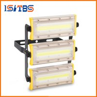 50W 100W 150W lampe d'inondation à LED imperméable Led Gargen Wall Pack Lamp Floodlights AC 110-240V