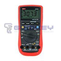 Wholesale Power Multimeter - Multimeter for UNI-T UT61B Modern Auto Power off LCD Backlight DMM Digital Multimeters W  Temperature Test