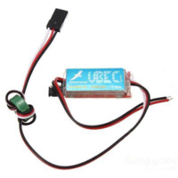 Wholesale Rc Battery 6v - DreamFly Hobbywing 3A UBEC 5V 6V Switch Mode BEC For RC Models bec rc switch telecom