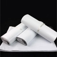 Wholesale Plastic Courier Bag Envelopes - Poly Express Bag Self Adhesive Thicker Mail Shipping Bags Courier Plastic Bag Envelope Courier Postal Transport Packaging Wholesale 0475WH