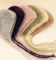 Wholesale Purple Mohair - Mohair hat The newborn photography props