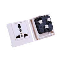 Wholesale Power Sl - New Arrival BSF-R4(SL) Universal Travel Adapter Travel Power Plug Charger Adapter Converter 250V 10A Socket Converter