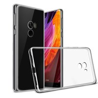 Wholesale Xiaomi Crystal - Flexible 0.33mm Slim Shock Absorption Crystal Clear Soft Durable Rubber TPU Cover for Xiaomi Mi 4c M4i 4S 5 5S Max Mix Note 5S pluS 2