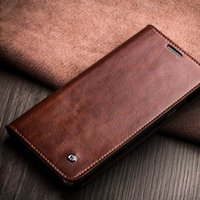 Wholesale Cover Mobile Galaxy - For Samsung Galaxy Note5 Case Leather Flip Cover Dirt Resistant Mobile Phone Cases for galaxy note5 With Card Holder