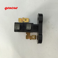 5pcs Carbon brush holder for 2KW 2.5KW 3KW China Gasoline Generator Accessory,168F GX160 generator spare parts