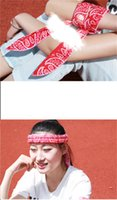 Wholesale Neck Ring Wrist - New Arrival Mixed Pattern Style Summer Ice Cool Scarf Neck Cooler Wrap Non Toxic Powder Wrist Cooling Headband Ankleband 500pcs