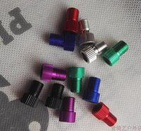 Wholesale Valve Caps - motor tire Presta Valve Adapter MTB Valve Caps Presta to Schrader Tube Pump Tool Converter Bike Tire Valve Adapter