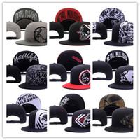 Wholesale wool cooler - Good Quality Cheap Metal Men's Party Trucker Hat Black cool Sports Hats caps,wholesale 2017 new men Fashion Adjustable Snapbacks Hat