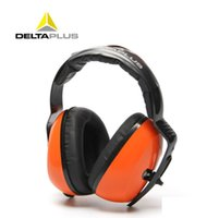 Wholesale Professional Shoot - DELTA Professional Soundproof Earmuffs Sleep Protection Noise Sleep Industrial Learning Noise Reduction Silent Shooting Headphones