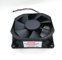 fãs sunon venda por atacado-Original novo SUNON MF75251V1-Q000-G99 12 V 2.91 W 75 * 75 * 25 MM para PT-LW321EA Projetor ventilador de refrigeração