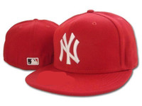 Wholesale Ball Bucket - free shipping New York Bucket hats Buckets caps Bucket Hats Baseball Caps size Hat High Quality cap