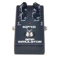 "GUITAR AMPLIFIER KNOB 1//4/"" 20x12mm Plastic Effect Pedal Knob VOLUME CONTROL 2PCS"
