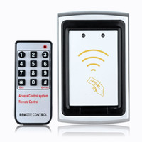 3800Users Swiping Card Controle de acesso à porta Wiegand Card Reader Entrada de dados Key Type Device Remote Access Keypad Security Entry