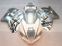 Wholesale Bike Fuel Tank - New Injection ABS bike Fairing Kits 100% Fit For Suzuki GSXR1300 Hayabusa 96 97 98 99 01 02 03 04 05 06 07 Free fuel tank 18 big collection