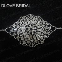 Wholesale Clear Wedding Crystal Belt - Free Shipping Luxury Multifunctional Bridal Jewelry Bracelet Hairband Arm Accessory Also Can Use As Garter Belt Evening Prom Wedding Dress