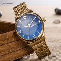 Wholesale Big Bang Watch Strap - Famous brand Luxury men watches sport fashion Leather strap quartz big bang watch for Double calendar men male gift wristwatches relogios 2