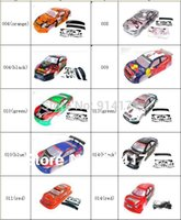 Wholesale Wholesale Body Shell Rc - Remote Control Parts Accs YUKALA 1 10 rc car body shell for 1:10 R C racing car 190mm henglong 2pcs lot