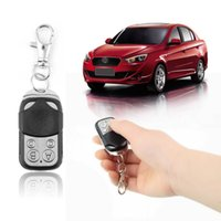 Wholesale 1pcs Hot Worldwide Gate Garage Electric Cloning Door Remote Control Fob mhz Key Fob Universal