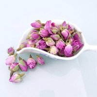 Wholesale Imperial Tea - French Rose Bud Scented Flower Tea Herbal Romantic Scented Tea Organic Imperial Dried Health Beauty 10 Gram 1 Bag