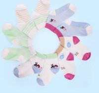 Wholesale Socks Pieces - 2017 kid socks need buy more than 10 pieces mix colors mdoel 005