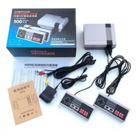 Wholesale Gba Handheld - Mini TV Handheld Game Console Video Game Console For Nes Games with 500 Different Built-in Games