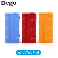 Wholesale Hotselling Original - Original Joyetech Joye eVic VTwo Mini Battery Box Mod Hotselling Now VS iStick Pico VS Wismec RX200S eVic VTwo Mini