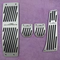almohadillas x5 al por mayor-Accesorios del coche para BMW 3 5 series E30 E32 E36 E36 E38 E39 E46 E87 E90 E91 X5 X3 Z3 MT / AT almohadillas de pedal Pegatinas de cubierta Car Styling