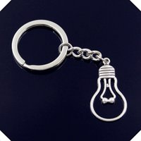 nuovo-fashion-men-30mm-keychain-DIY-metal-holder-catena-vintage-light-bulb-19-35mm-antique-silver
