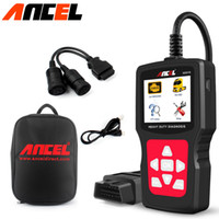 Wholesale Universal Truck Diagnostic Tools - Universal OBD2 Car heavy Truck Scanner 2 in 1 HD510 for Multi Brands Truck Diagnostic Tool Diesel Scan Tool J1578 J1939 J1708