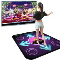 Wholesale Usb Dance Pad Pc - Wholesale- High Quality Non-slip Dancing Pad Dance Mat Equipment for PC with USB Fe28