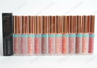 Wholesale Dark Red Matte - Heres B2uty Naked Lips Liquid Matte Lipstick Long-Lasting Velvet Matte Lipgloss Have 12 Different Colors 2.6ML