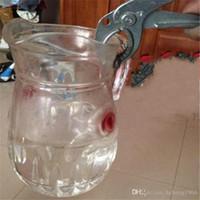ingrosso pentola in lega-Universal Bowl Clip Multi Funzione Anti Scaldatura in lega di alluminio Pot Morsetto Sliver antiscivolo Clip di resistenza alla corrosione Robusto 5pr R