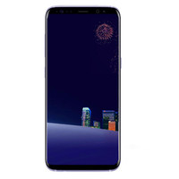 Wholesale Touch Smart Mobile Phones - Real Curved Screen 5.5 5.8 inch google s8 phone Quad core s8 smartphone 12.0MP 3G 4G Cellphone Show 128GB ROM 4GB RAM 3840x2160 mobile phone
