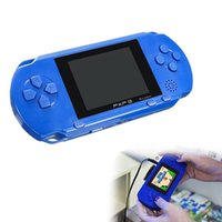 Wholesale Pvp Console Inch - Factory Wholesale PXP3 Games Console Handheld 16 Bit PVP Retro TV-Out Video Game + 2 Game Cartridges PXP3 Slim Station Gaming Console Player