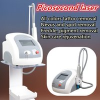 Wholesale Tattoos Nice - 2000W picosecond picosure laser tattoo removal machine for Acne Treatment Pigmentation Correctors Pore Remover With nice price