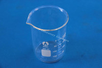 Wholesale Lab Materials - Wholesale- 250 mL Lab Glass Beaker, with wide mouth, pyrex glass material