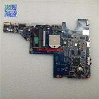 Wholesale G62 Mainboard - DA0AX2MB6F0 632184-001 HD4200 For G42 G62 w HD6370 512M video card Laptop Motherboard Mainboard Fully Tested & Working perfect