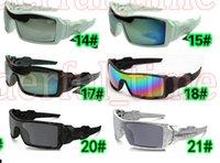58f8fa42b quadro largo venda por atacado-Homens moda esportes óculos de praia óculos  de sol mulheres
