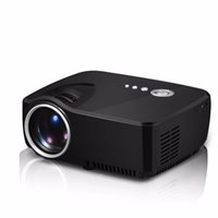 Wholesale Cheap Gift Business - Wholesale- New Portable Projector PT-09s HDMI Home Theater Beamer Gift Projector Cheap Projector