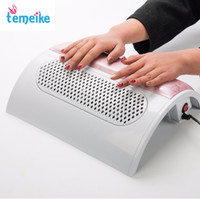 Wholesale Suction Dust Collector Cleaner - Wholesale- Nail tools - Nail suction Dust Collector Machine Vacuum Cleaner with 3 fans + 3 bags Salon Tool 110V or 220V