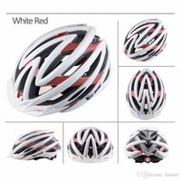 Wholesale Bicycle Helmet Bmx - Wholesale-Super Light Cycling Helmet Bike Special MTB Road Racing BMX Bicycle Cycle PC+EPS Safety Helmets Visor with Lining Pad Capacete