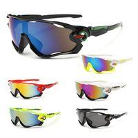 Wholesale Mtb Brand Bike - Wholesale- Brand New Cycling Eyewear Sport Cycling Glasses Sunglasses Men Women Bike Bicycle Mtb Sunglasses Goggles Unisex Sunglasses 9270