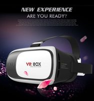 Wholesale New Generation Android - 1pc New 3D VR BOX II 2nd Generation Magicbox Second VR Glasses Virtual Reality II Google Cardboard 360 degree Panoramic Experience
