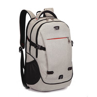 Wholesale British Travel - Wholesale- British Style College School Student Backpack for Teenagers Fashion Nylon High-quality Travel Backpacks Unisex Colorful Bags