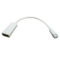 Mini DisplayPort DP a HDMI Cavo adattatore Mini Display Port Converter Thunderbolt per Apple Mac Macbook Pro Air 500pcs