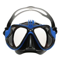 Wholesale Tempered Glass Swimming Goggles - Lixada Adult Scuba Snorkeling Swimming Set Tempered Glass Diving Mask Goggles + Full Dry Snorkel Tube Y2591