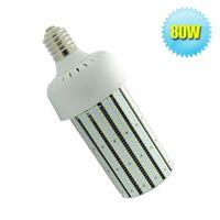 Wholesale Large Crystal Square Lighting - 80W LED Corn Light Bulb 5000k Crystal White,Large E39 Mogul Base,Replace 400Watt HID CFL HPS,Flood Light Street Area Lighting