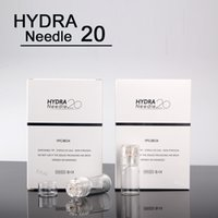 Wholesale Mesotherapy Needling - Hydra Needle Aqua Micro Channel Mesotherapy Gold Needle Fine Touch System