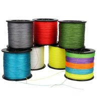 Wholesale Braided Fishing Line 12lb - Best qulity Fishing Line 500m Monofilament Strong Quality Color Weave Fishing Lines 8LB 12LB 16LB 20LB 25LB 30LB 35LB 40LB 50LB