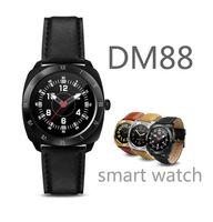 andriod saatler toptan satış-DM88 Akıllı İzle Saat spor ios ve andriod telefonu için smartwatch A1 U8 DZ09 IWO GT08